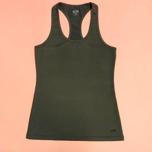 Champion Women's Sport Top size S very-dark khaki